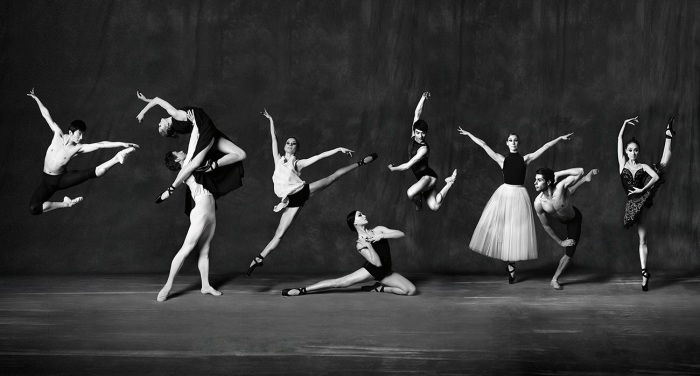 Queensland Ballet. Season 2014 Principals and Soloists Creative designfront. Photo by Harold David