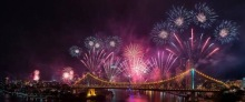 fireworks story bridge brisbane