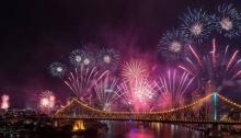 fireworks story bridge brisbane