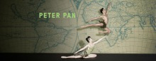 peter pan queensland ballet at qpac