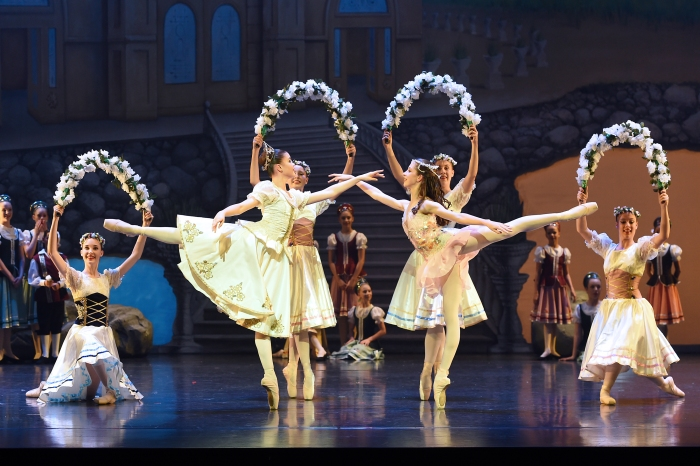 The Little Mermaid Queensland Ballet Theatre
