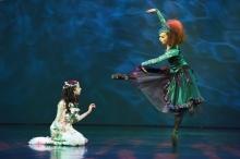 The Little Mermaid Queensland Ballet Theatre