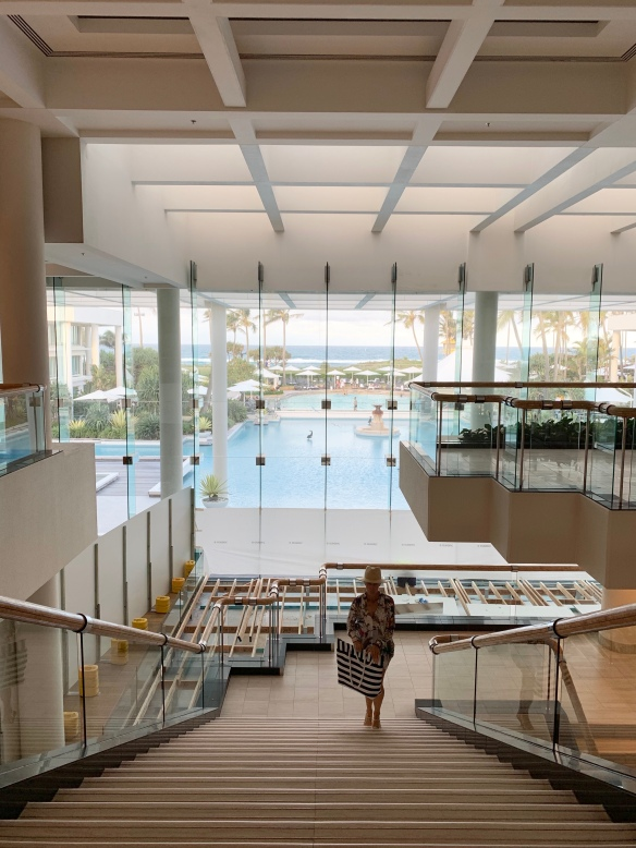Long weekend luxe at Sheraton Grand Mirage Resort, Gold