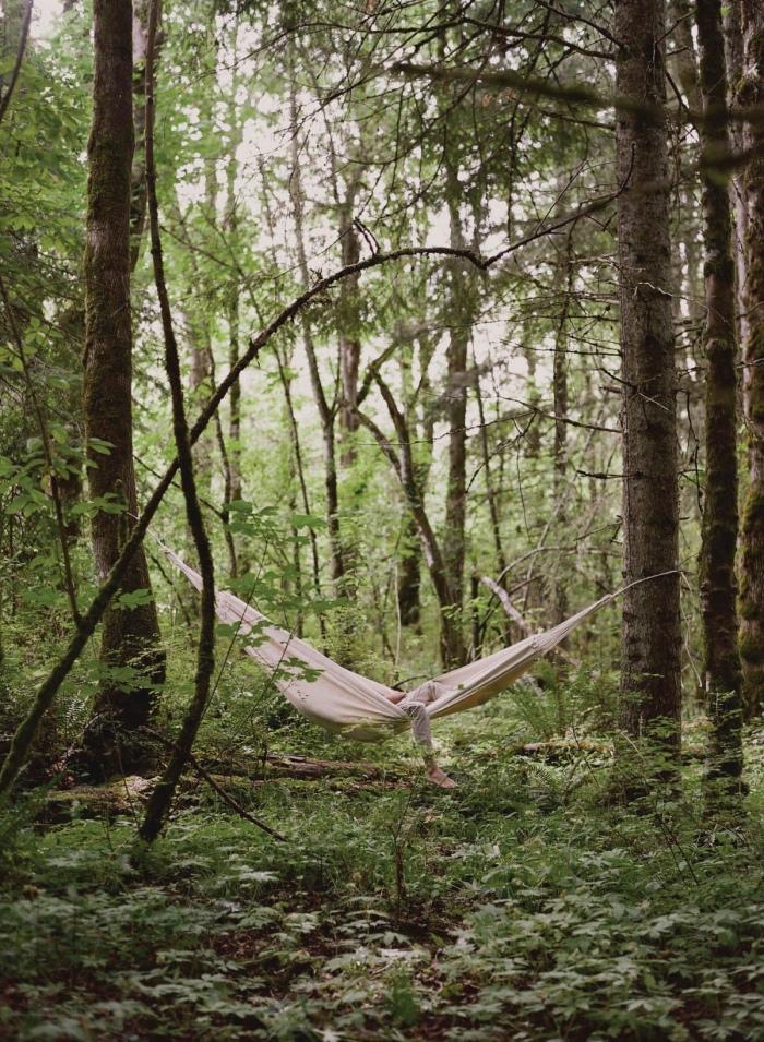 Victoria Park hammock vision